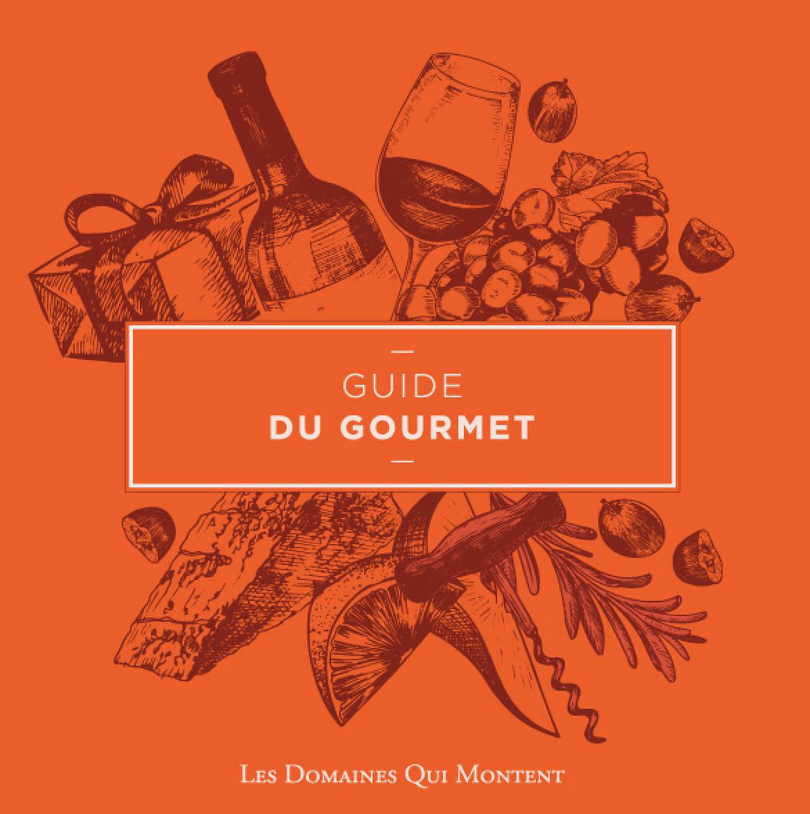 Guide du gourmet 2018